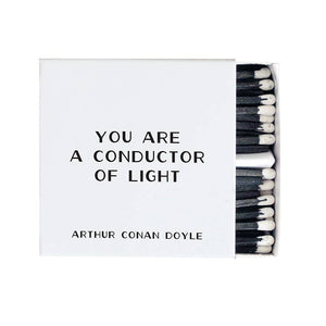 Matchboxes - X101- You Are A Conductor (Arthur Conan Doyle)