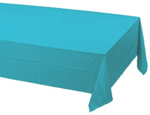Touch of Color Tablecover - Bermuda Blue