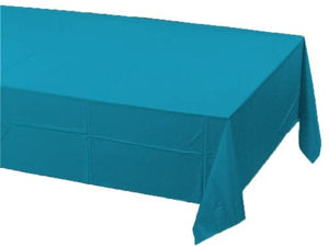Touch of Color Tablecover - Turquoise