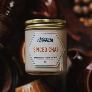 Spiced Chai 8oz Candle