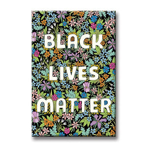 Black Lives Matter Magnet
