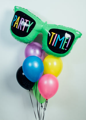 Party Time Balloon Bundle