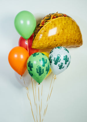 Taco Balloon Bundle