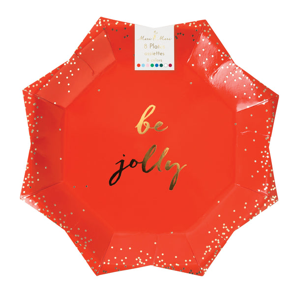 Be Jolly Large Plates