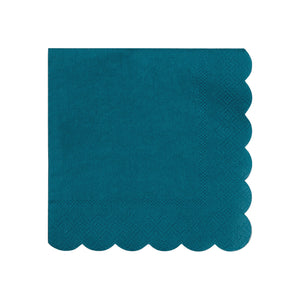 Dark Teal Napkins