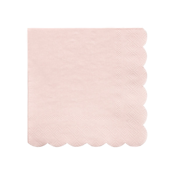 Dusty Pale Pink Napkins
