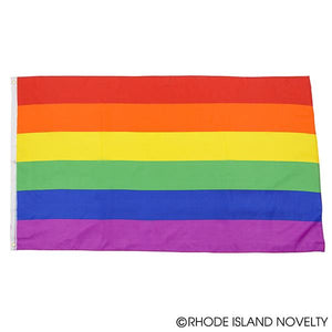 Rainbow Pride Flag - 3x5'