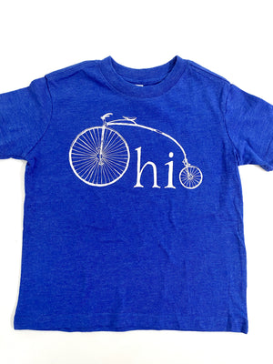 Ohio Bike Toddler T-Shirt