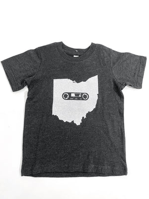 Ohio Mixtape Toddler T-Shirt