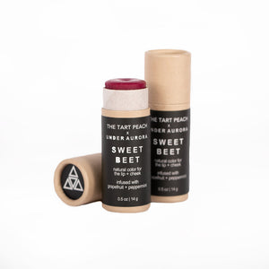 Sweet Beet Lip + Cheek Tint