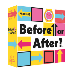 Before or After? Game