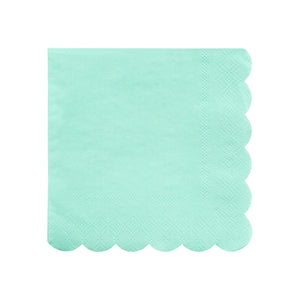 Mint Small Napkin