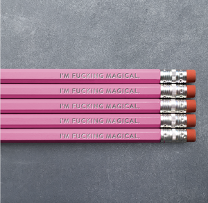 I'm Fucking Magical Pencil