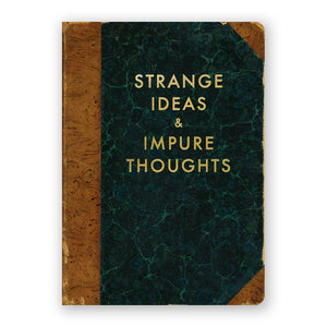 Strange Ideas Journal  - Medium