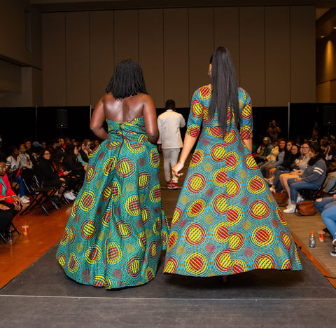 Hire Us For Your Fashion Show Obioma Fashion