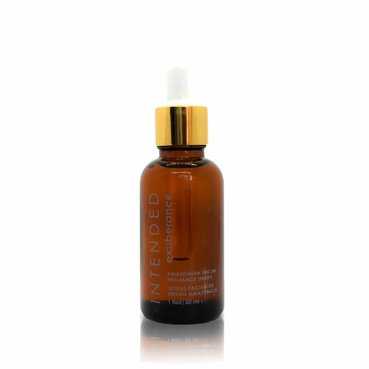 Exuberance | Amazonian Brilliance Drops | All Natural Facial Oil