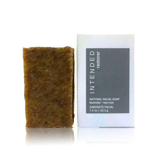 Restorer |  Lavender Tea Tree | Natural Facial Soap
