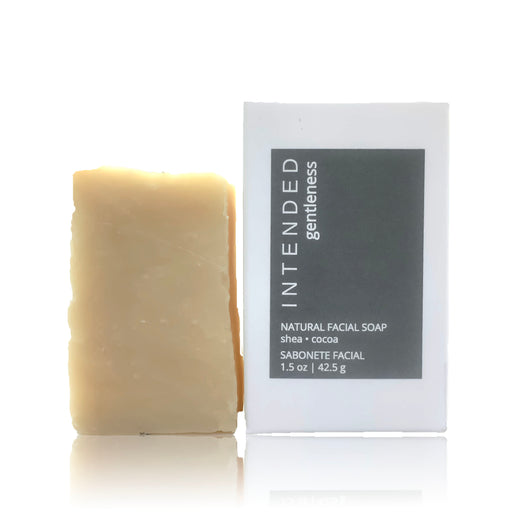 Gentleness | Lemongrass Minty | Natural Facial Soap
