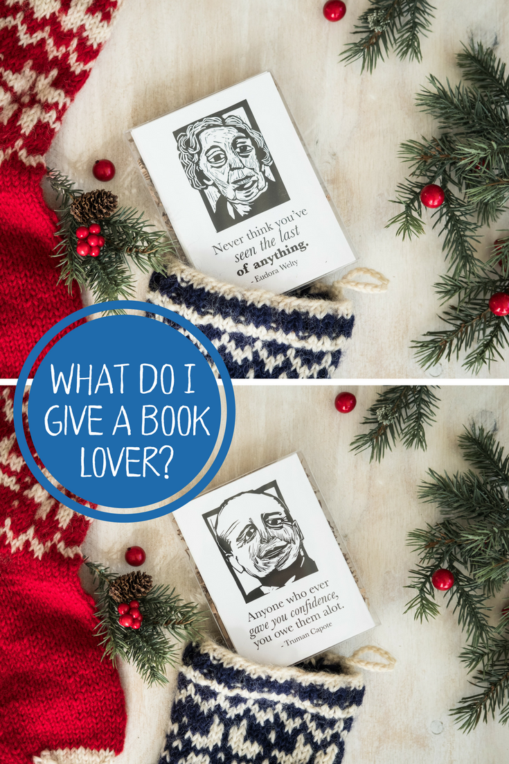 what to give a book lover for christmas - What To Give For Christmas