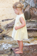 Twinkle Twinkle Dress - Buttercup - Outlet
