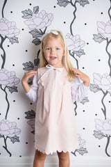 Twinkle Twinkle Dress - Powder Pink