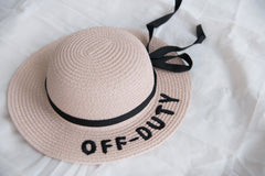 Off Duty Hat