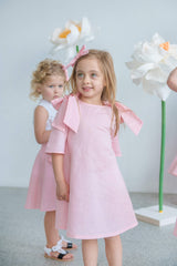 Little Teapot Dress - Ballet Pink