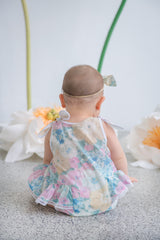 Pudding and Pie Playsuit - Watercolour