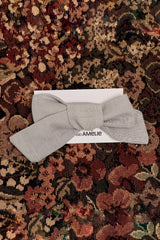 Bow Hair Accessory - Dove Grey