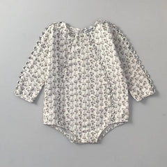 Like a Diamond Playsuit - Magnolia - Outlet
