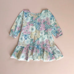 Lucy Locket Dress - Watercolour - Outlet