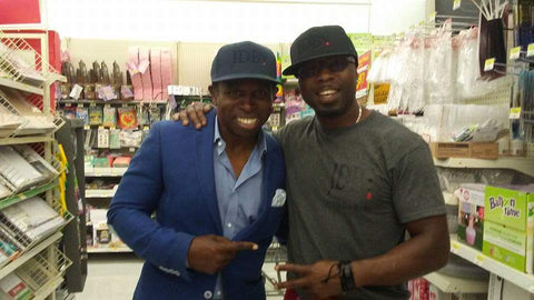 "Michael ""PinBall"" Clemons - Thanks JDB Apparel, Keep spreading the Good News!"