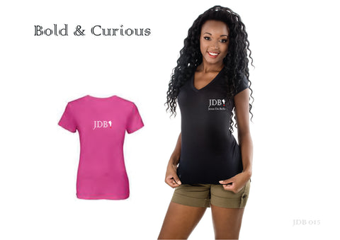 Bold & Curious Woman's T Shirt