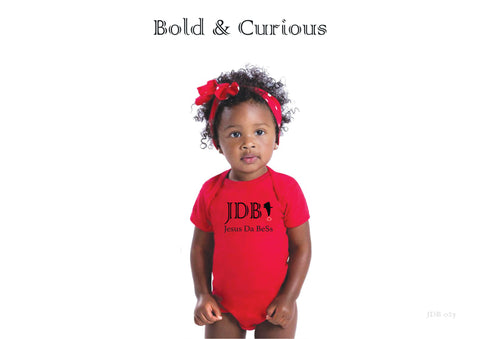 Bold & Curious - Infant Onesie