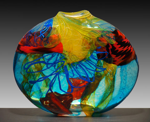 noel hart glass sculpture