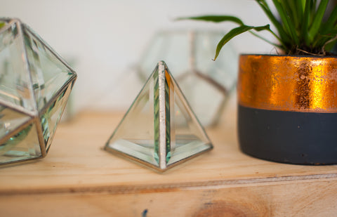 tetrahedron orion platonic solid