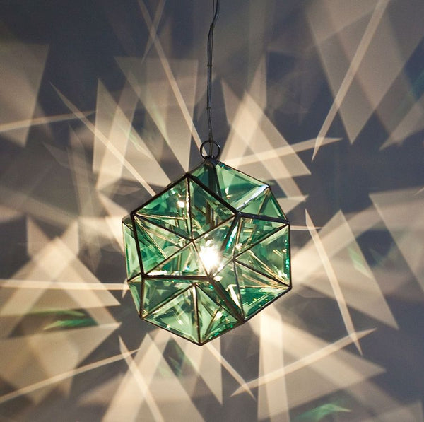 inverted pendant light