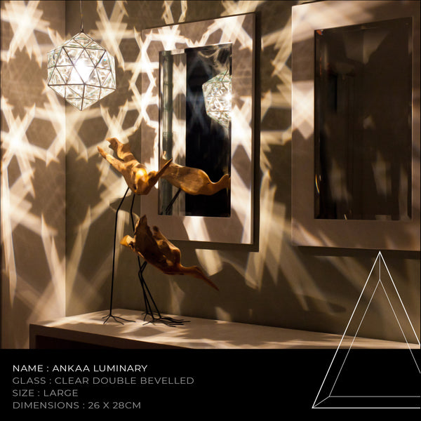 Ankaa Luminary Pendant Light