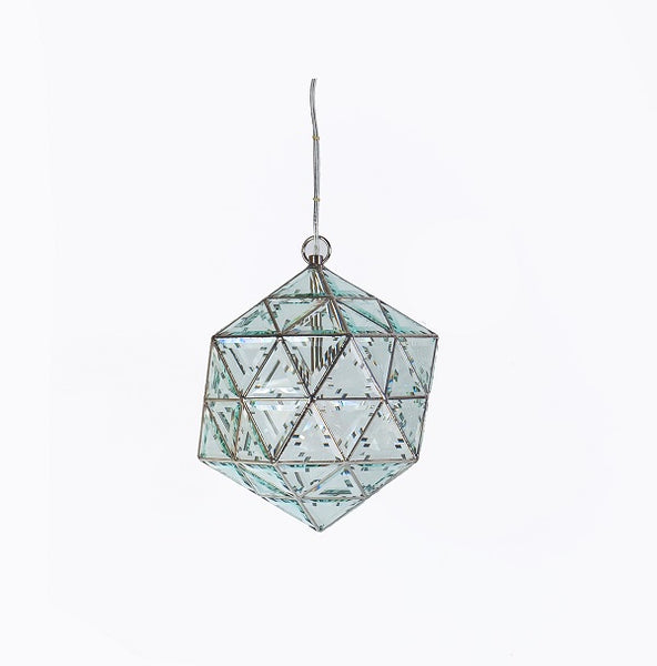 Ankaa Luminary - Modern Pendant Light - Clear - Two Sizes