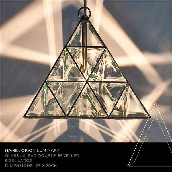 Orion Luminary Pendant Light