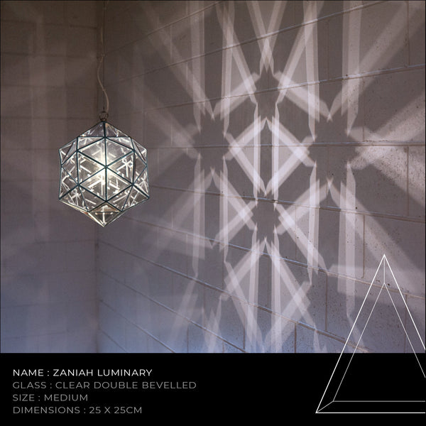 Zaniah Luminary Pendant Light