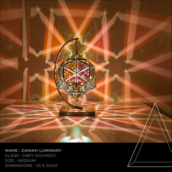 Zaniah Luminary - Geometric Chandelier