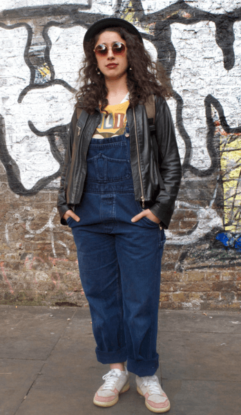 Cinthia / Dungarees - London