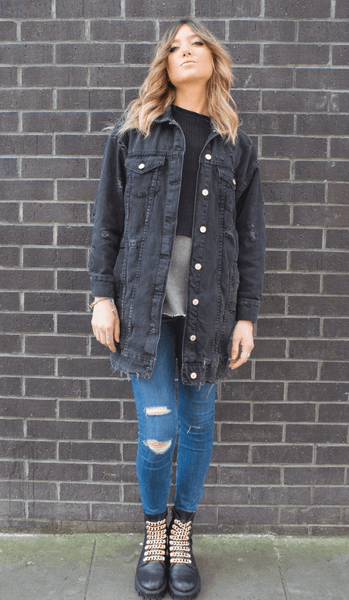 Ermana / Ripped Jeans - London