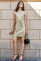 Seoul Polka Dot Ruffle Dress