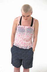 London Vintage Heart Top-Tops-Wandering I