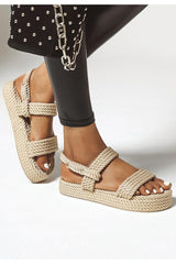 New York Rope Sandals-Accessories-Wandering I