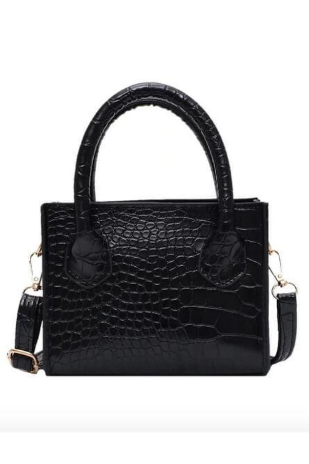 Seoul Alligator Leather Crossbody Bag-Accessories-Wandering I