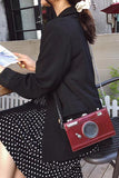 Seoul Camera Clutch Shoulder Bag-Accessories-Wandering I