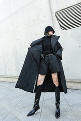 Seoul Colourblock Coat